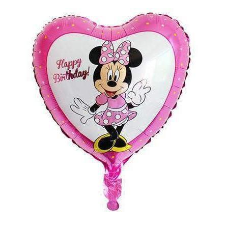 "Minnie Foil Balloon 18"" - BulkHunt - Wholesale Return Gifts Online"