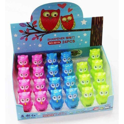 Owl Sharpener - BulkHunt - Wholesale Return Gifts Online