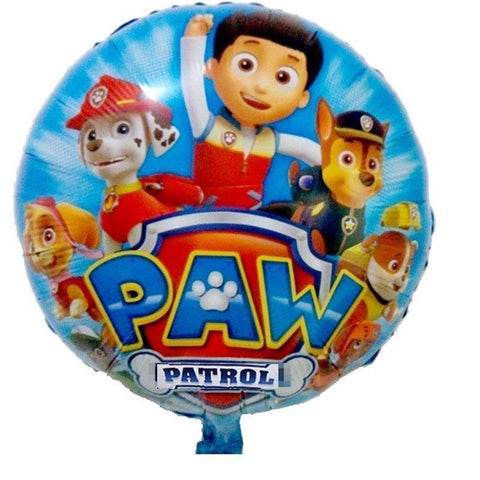 "Paw Patrol Foil Balloon 18"" - BulkHunt - Wholesale Return Gifts Online"