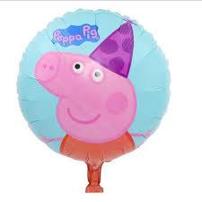 "Peppa Pig Foil Balloon 18"" - BulkHunt - Wholesale Return Gifts Online"