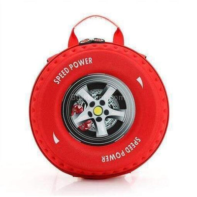 Red Tyre Backpack - BulkHunt - Wholesale Return Gifts Online