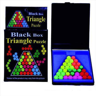 Black Box Triangle Puzzle - BulkHunt - Wholesale Return Gifts Online