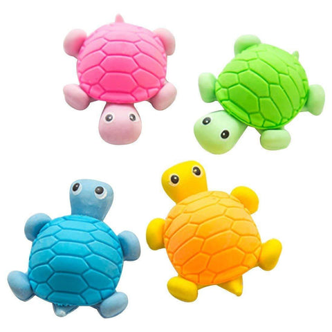 Turtle Tortoise Erasers - BulkHunt - Wholesale Return Gifts Online