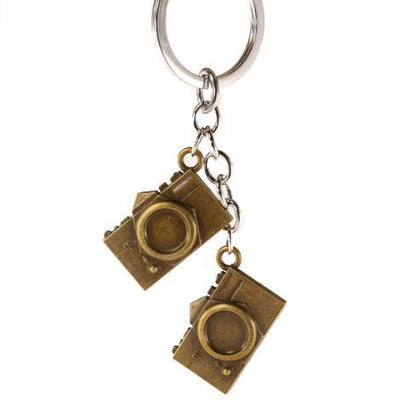 Vintage Camera Keychain - BulkHunt - Wholesale Return Gifts Online