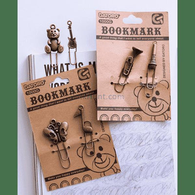 Vintage Metal Bookmarks - BulkHunt - Wholesale Return Gifts Online