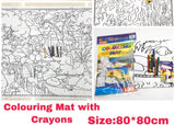 DIY Coloring Mat - BulkHunt - Wholesale Return Gifts Online
