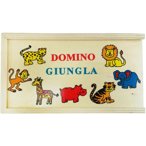 Domino Animal Kids Game