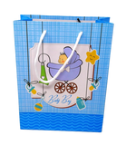 Boy First Birthday Paper Bag Small - BulkHunt - Wholesale Return Gifts Online