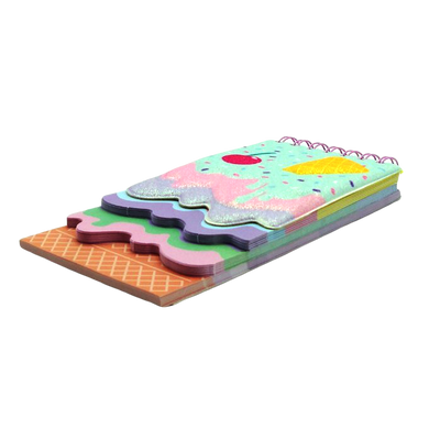 Ice Cream Candy Spiral Diary - BulkHunt - Wholesale Return Gifts Online