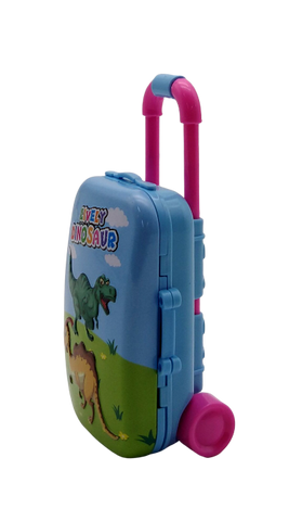 Dinosaur Mini Suitcase Coin Box - BulkHunt - Wholesale Return Gifts Online