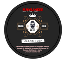 MANLINESS Beard Balm - Magnetism | Conditioner & Styling Pomade | 2 Oz.
