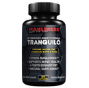 Manliness TRANQUILO – Optimum Anti-Anxiety Formula | Stress Management | Supports Nerve Health | Fights Exhaustion | 60 caps