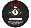 MANLINESS Beard Balm - Viking Rampage | Conditioner & Styling Pomade | 2 Oz.