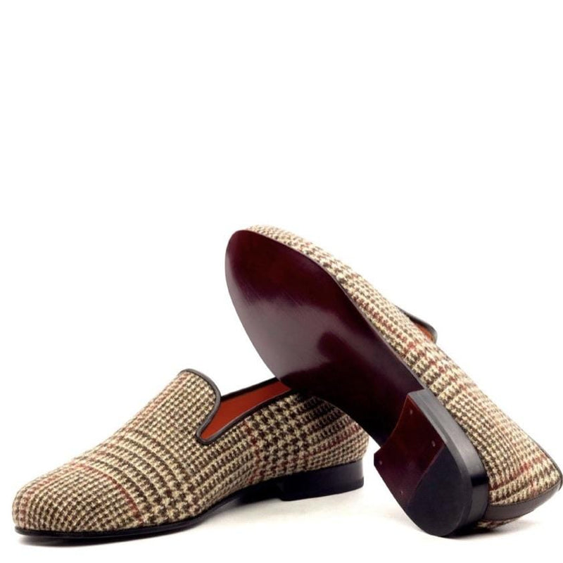 Kettering - Tweed Sartorial Slipper Walcott's Footwear