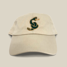 Load image into Gallery viewer, CHAINSTITCHED DAD HAT