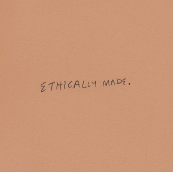 The Rise of Ethical Sourcing + Minimal Ingredients