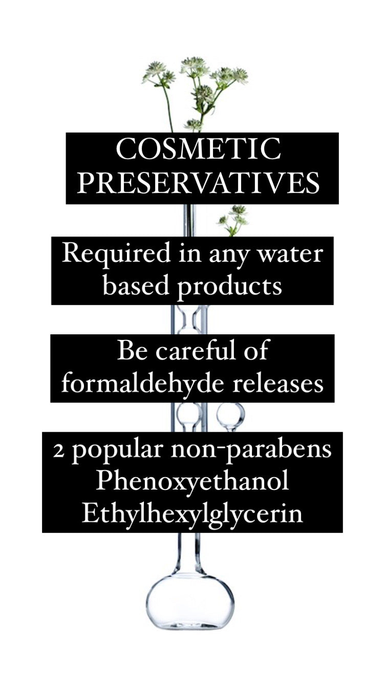 COSM RESEARCH cosmetic regulations