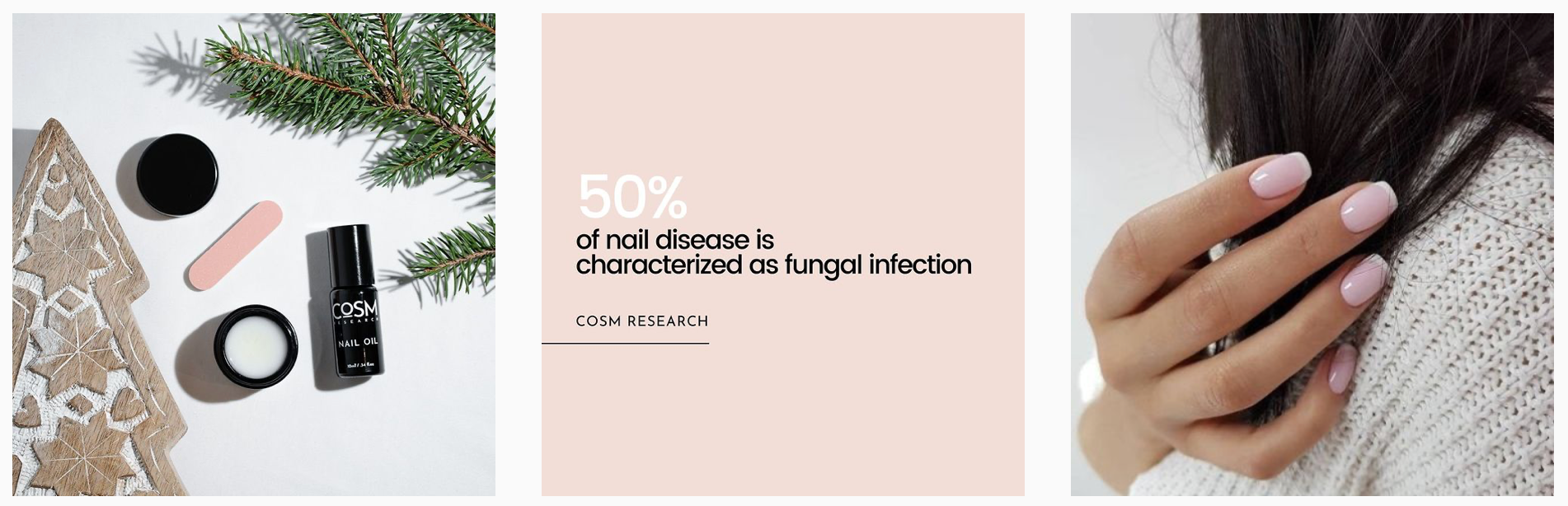 COSM Research nail oil