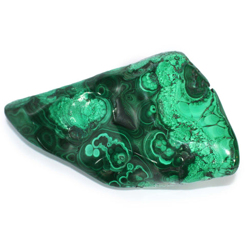 1.6 lbs Polished Malachite