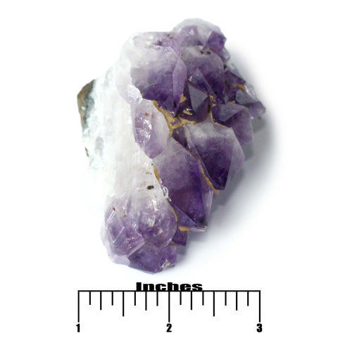 190 g Amethyst Cluster with Goethite