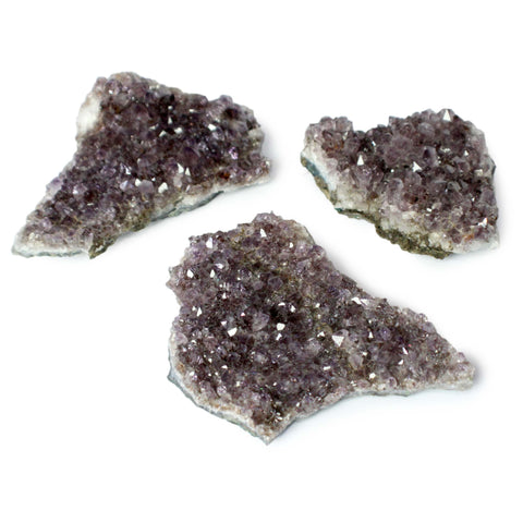 (1) Amethyst with Goethite from Rio Grande Do Sul, Brazil