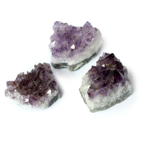 (1) Small Amethyst Cluster