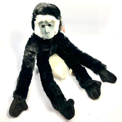 Stuffed Hanging Colobus Monkey