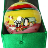 4'' Safari West Christmas Tree Ornament