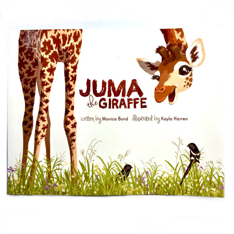 Juma the Giraffe