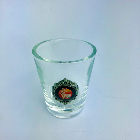 Safari West Shot Glass