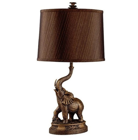 elephant lamp product home decor