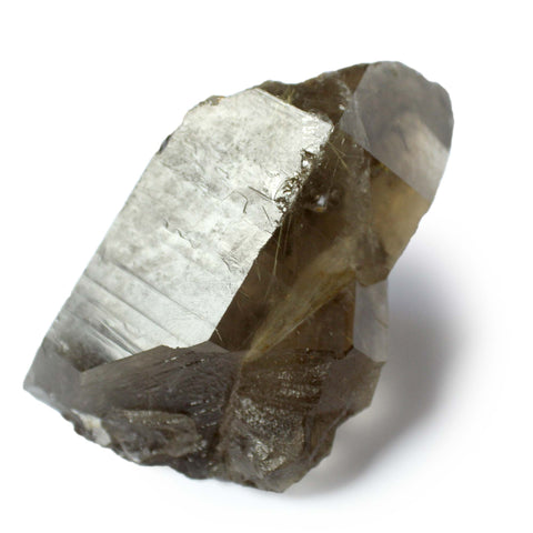 .8 lbs Rutile in Smoky Quartz