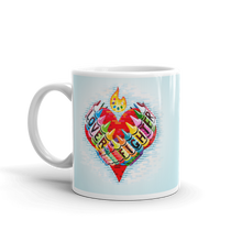 Load image into Gallery viewer, LOVER FIGHTER Mug