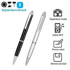 16GB Digital Audio Voice Recorder Pen