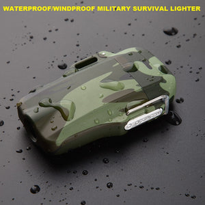 Camping,Wind Proof Lighter Ideal For Camping,Hiking,,Sailing,Ect,