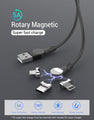 Super Magnetic Rotating Cable - Outdoor Trends