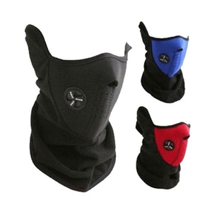 Unisex Fleece Ski Mask