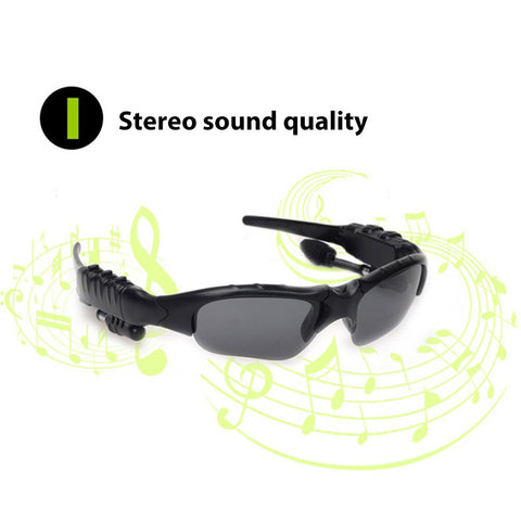 Smart Night Vision Bluetooth Sunglasses