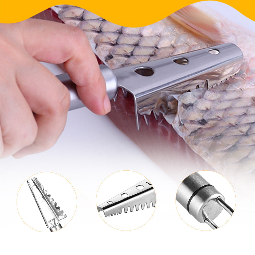 Fish Scale Remover Peeler