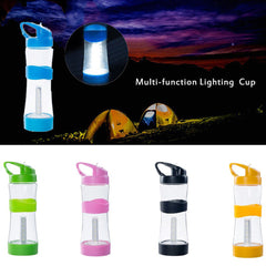 2 in1  Multi-function LED Camping Light