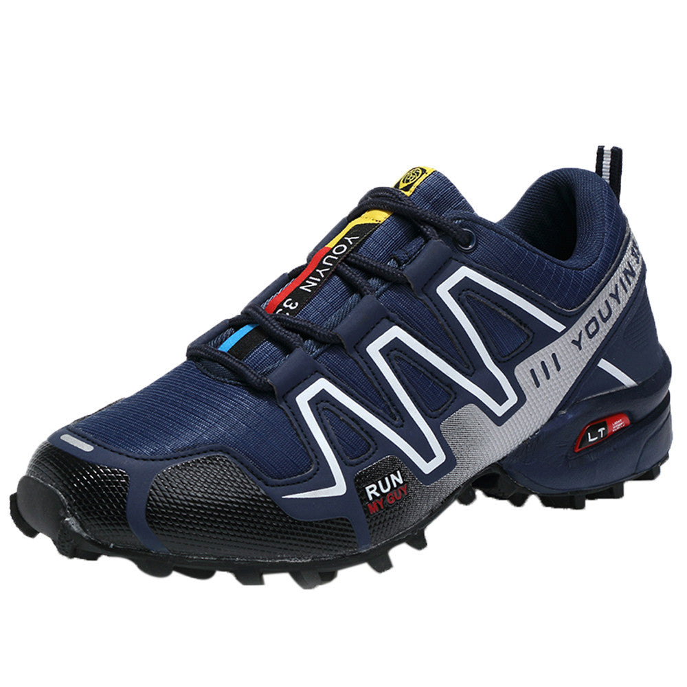 Heavy Duty Hiking Shoes