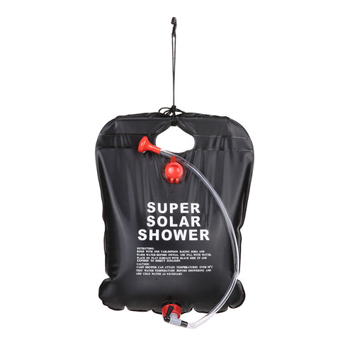 10 Liters Solar Heated Shower Bag