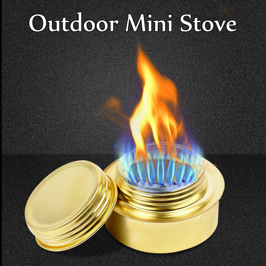 Mini Portable Outdoor Camping Stove