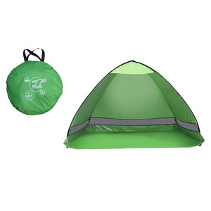 1-second Pop Up Portable Heavy Duty Tent
