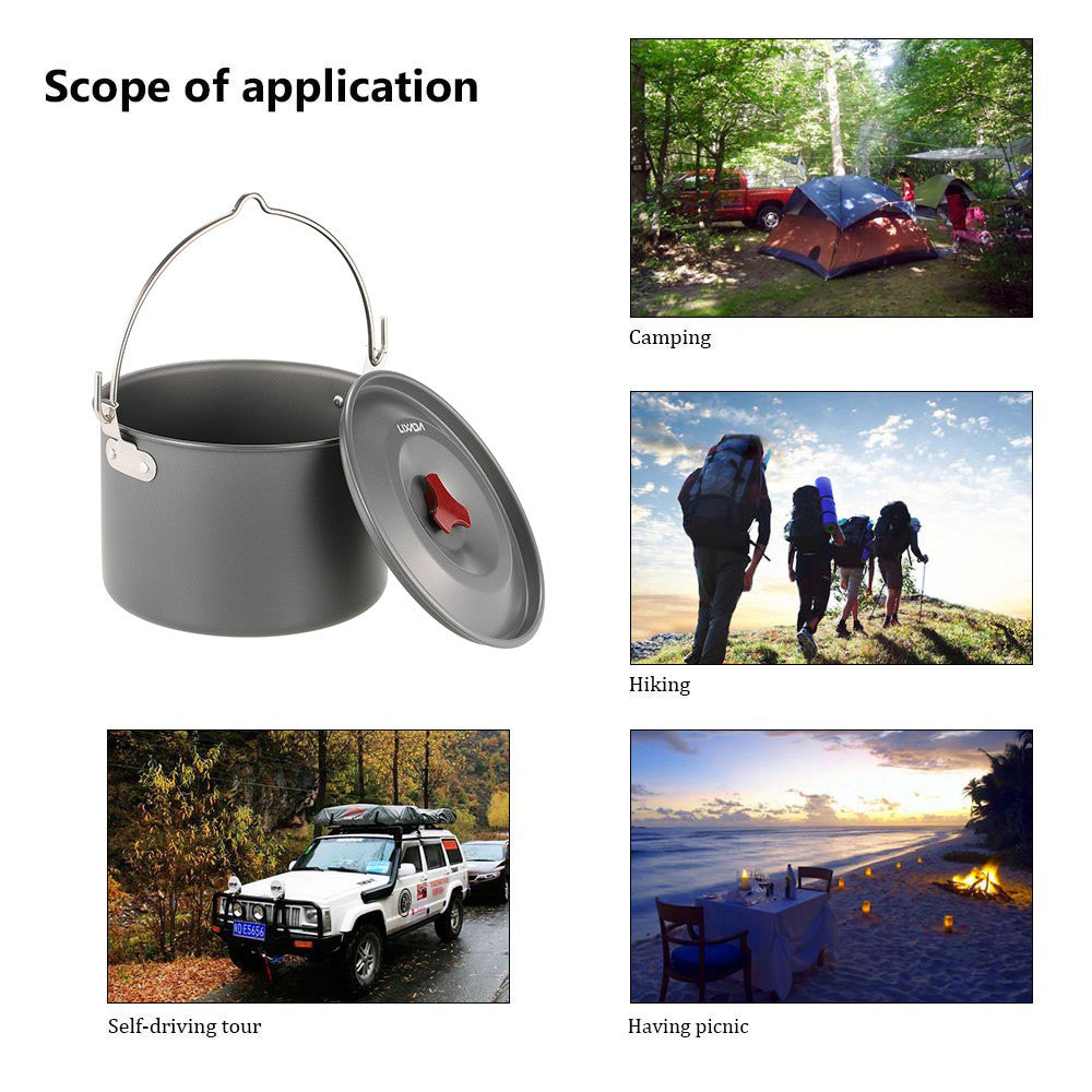 4L Camping Cookware