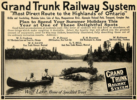 grand trunk railway image