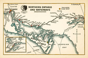 Red Indian Trail - North Channel & Manitoulin Island