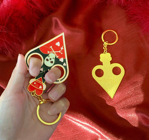 LOVE POTION KEYCHAIN