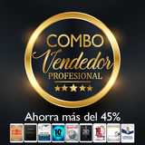 COMBO VENDEDOR PROFESIONAL