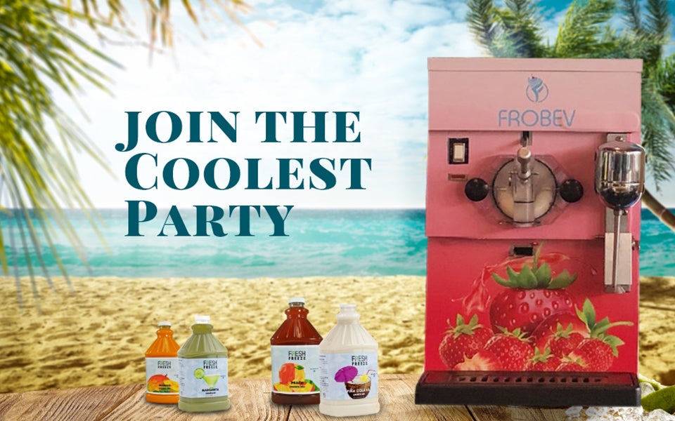 Join the Coolest Party